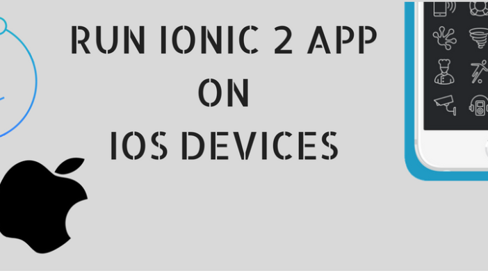 How to run Ionic 2 app on iOS Devices / Simulators | iCodersLab