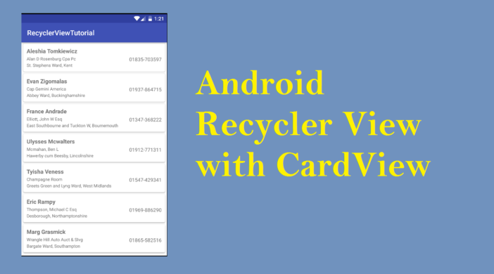 android-recylcer-view-card-view-icoderslab